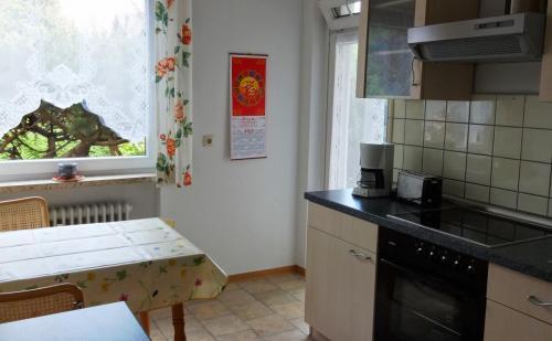 FeWo I - Küche