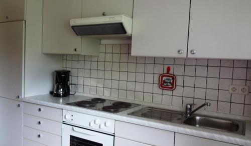 Promenade - Küche